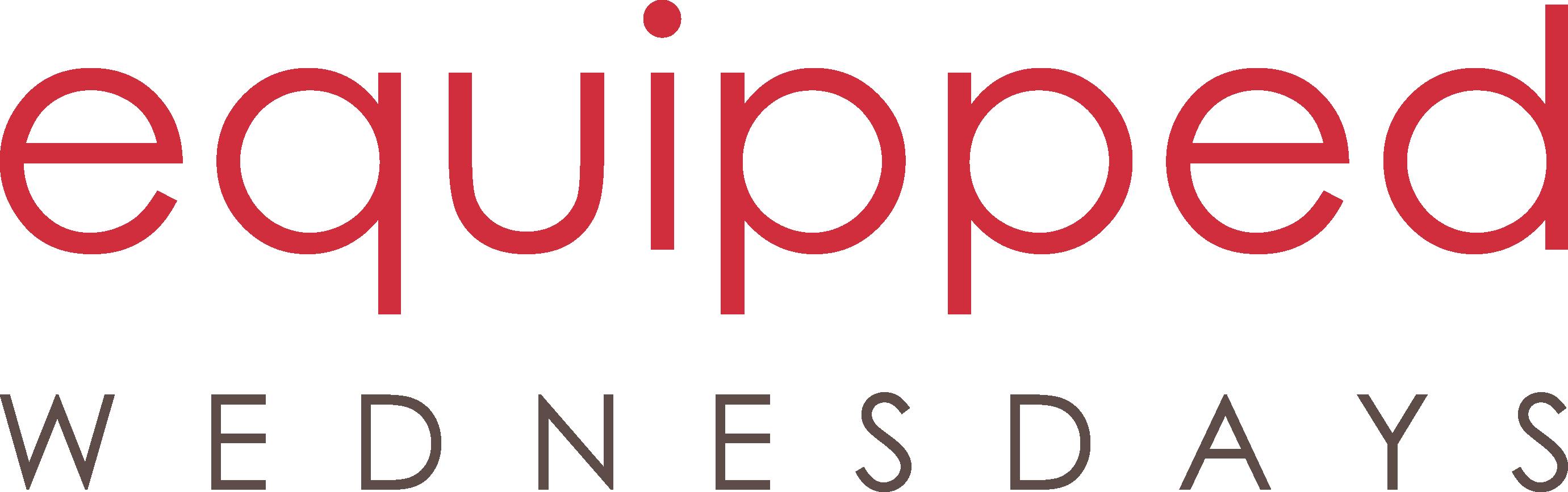 Logo - Equipped Wednesdays